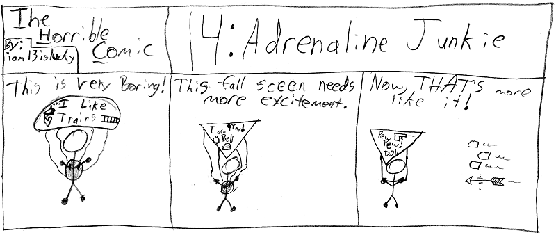 14: Adrenaline Junkie
